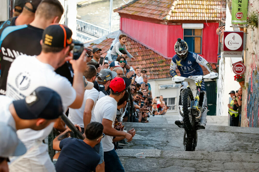 Toyota Porto Extreme XL Lagares marked Billy's return to racing following injury - © Future7Media