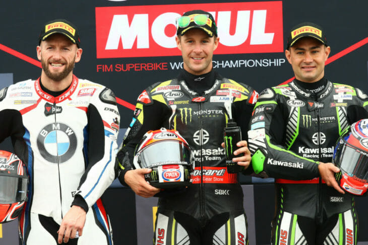 British-WSBK-Race1-podium-2019