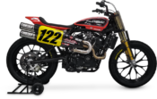 Dalton Gauthier will ride a Harley XG in the AFT Production Twins class for the remainder of the AFT season