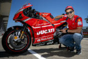 Danilo Petrucci to ride Desmosedici GP with Ducati Team for 2020 MotoGP World Championship.