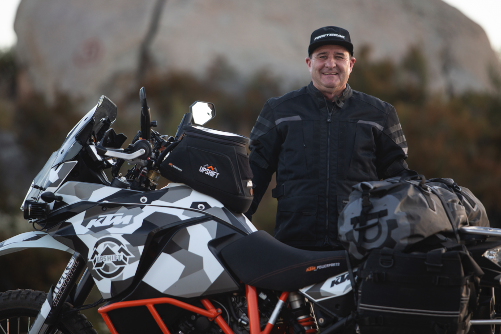 AMA Hall of Famer Scot Harden to serve as brand ambassador and official test rider for FirstGear.