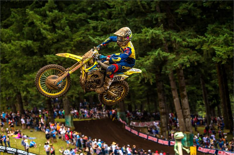 Noren Continues Strong MX Points Haul for Suzuki