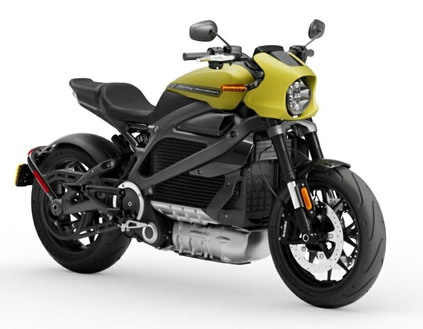 Harley-Davidson LiveWire Details - Cycle News