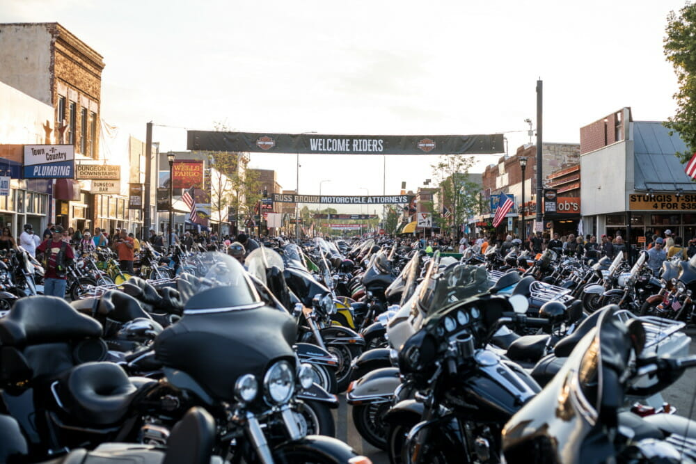 Harley-Davidson Motor Company Welcomes Fans to the 79th Annual Sturgis Motorcycle Rally