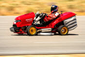 Thanks to Honda Motor Company's UK subsidiary and Team Dynamics Motorsport, the world now has the Honda Mean Mower powered by a Honda CBR1000RR SP1 motor.