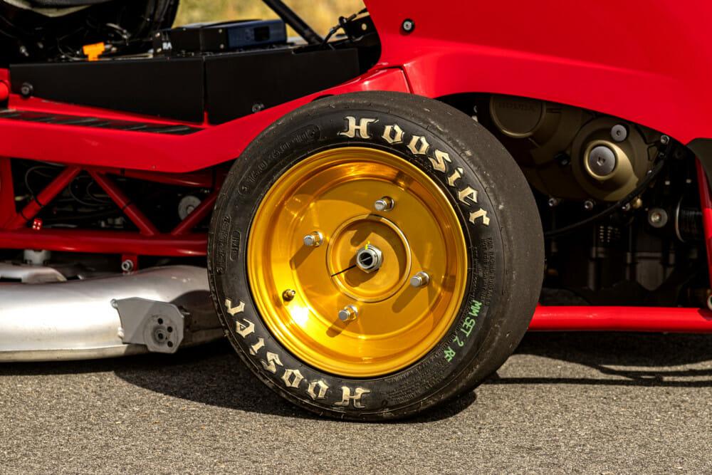 Honda Mean Mower - Cycle News