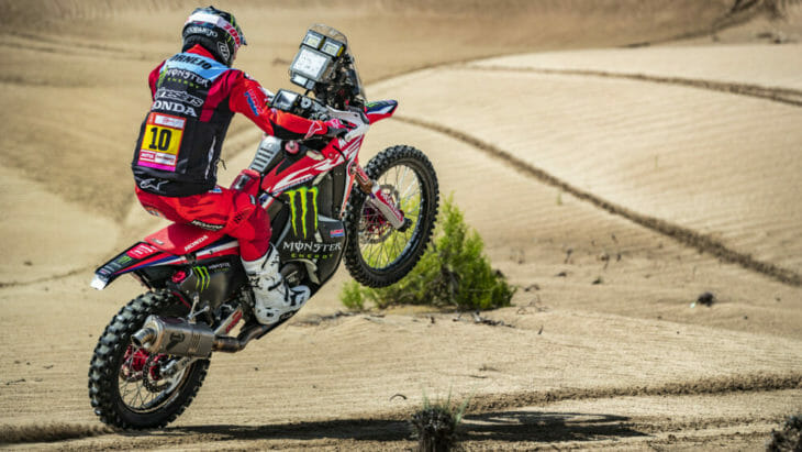Monster Energy Honda Team 2019 Cross-Country Rallies Preview