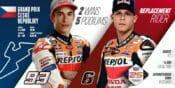 Repsol Honda Team back in action at Brno