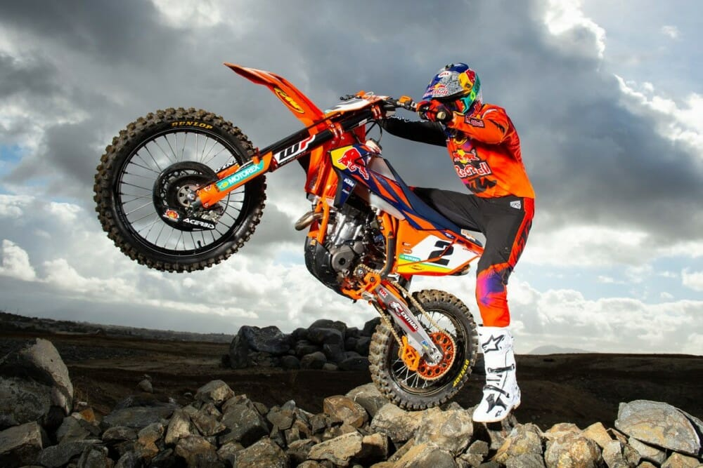 KTM Motorsports is pleased to announce its support for the newly formed 2019 AMA EnduroX Championship. Photo Courtesy KTM/ Simon-Cudby