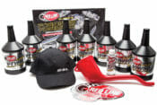 V-Twin Lubricants from Red Line Synthetic Oil