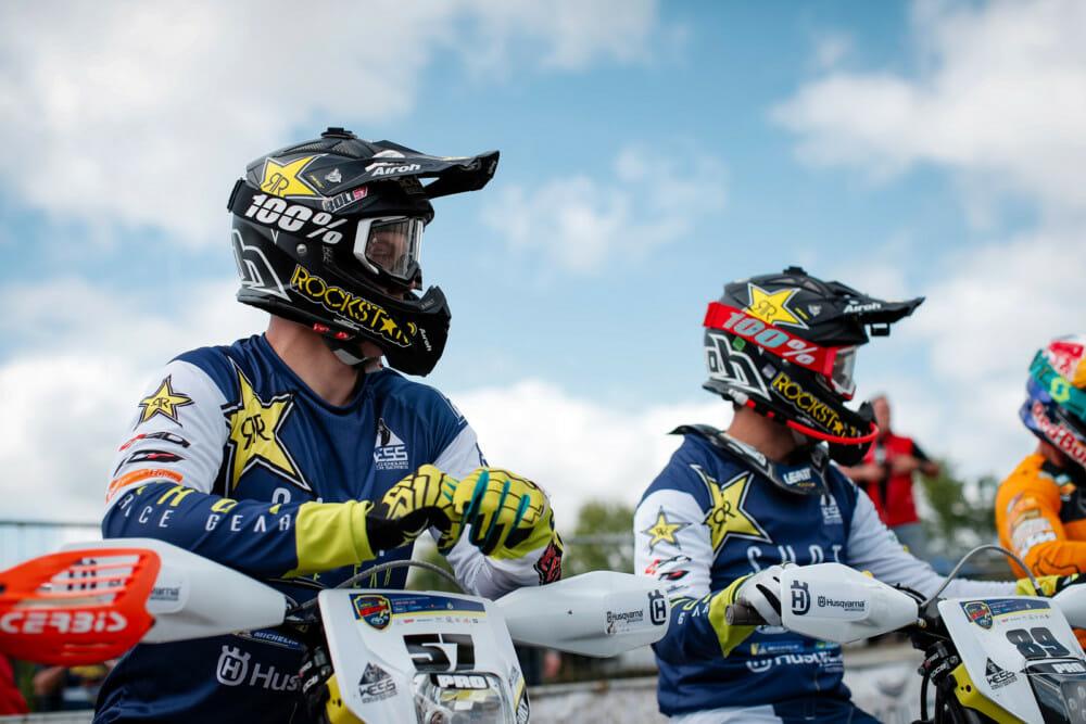 World Enduro Super Series Interviews Rockstar Energy Husqvarna Factory Racing Rider Billy Bolt