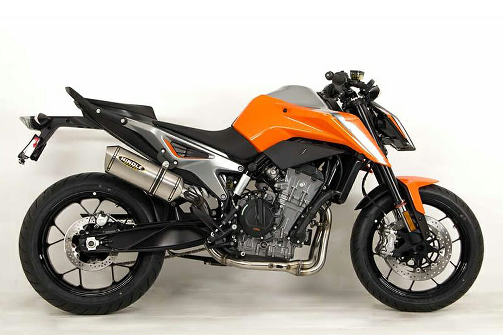 Woodcraft Technologies has a collection of parts and accessories for the KTM 790 Duke, for both racing and street setups.