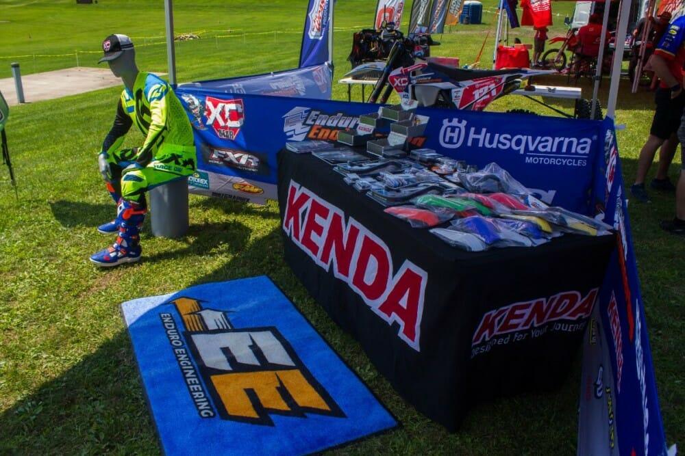 XC Gear/ Enduro Engineering/ Husqvarna Team.