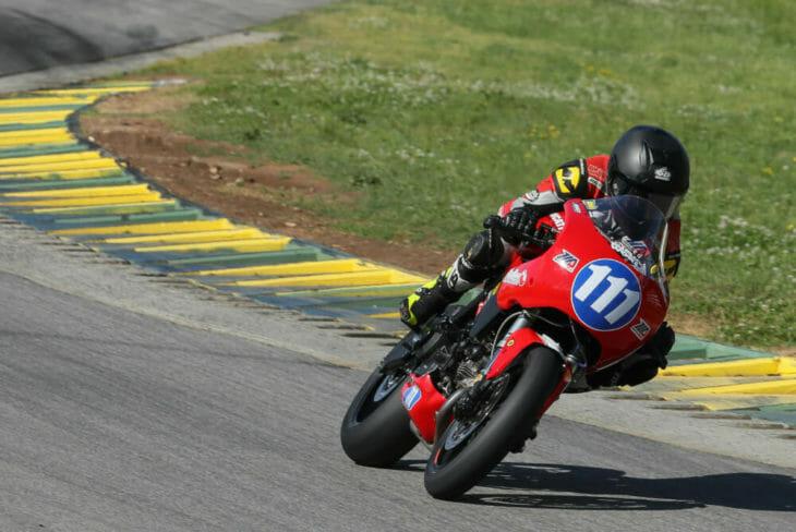 MotoAmerica Laguna Seca Preview Michael Barnes