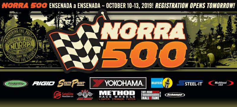 2019 NORRA 500