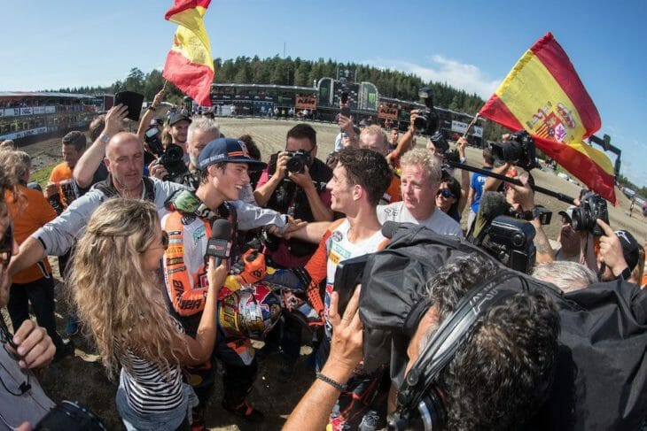 2019 Grand Prix Of Sweden Motocross Results
