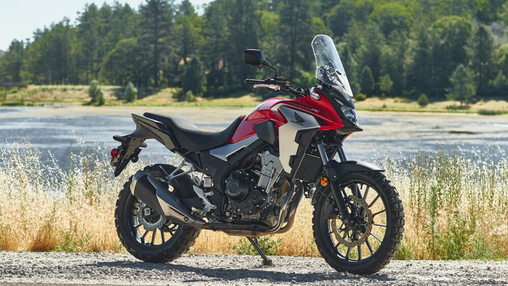 2019 Honda CB500X Specifications