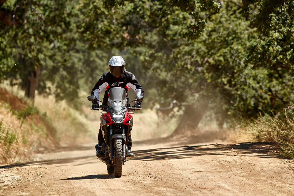 2019 Honda CB500X Review: You don't need a big-bore bike to go real adventure riding, as Honda amply proves with the CB500X