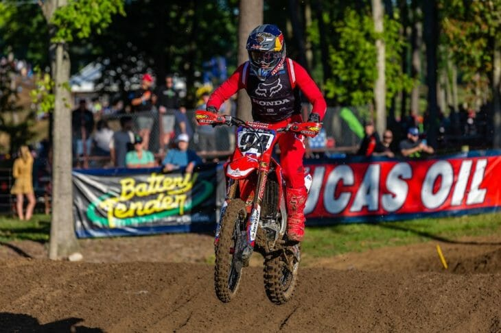 2019 Ironman National Motocross Results