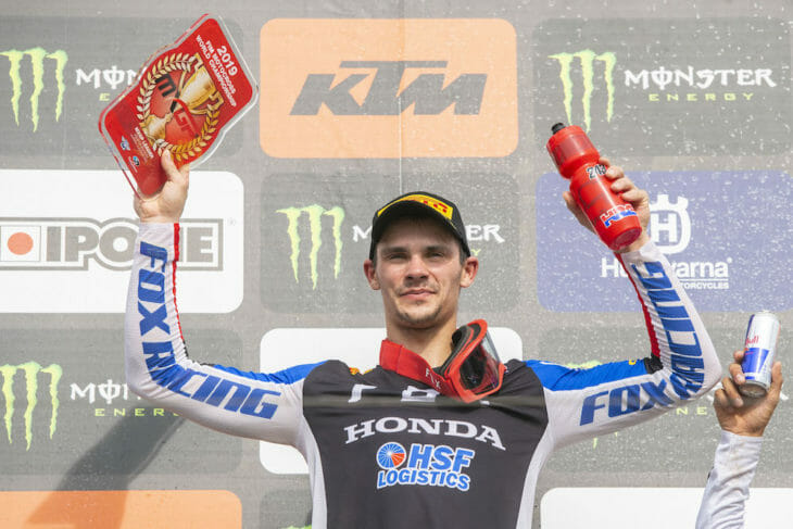 FIM Motocross World Championship Results and News - Cycle News