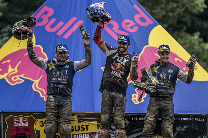 2019 Red Bull Romaniacs Results