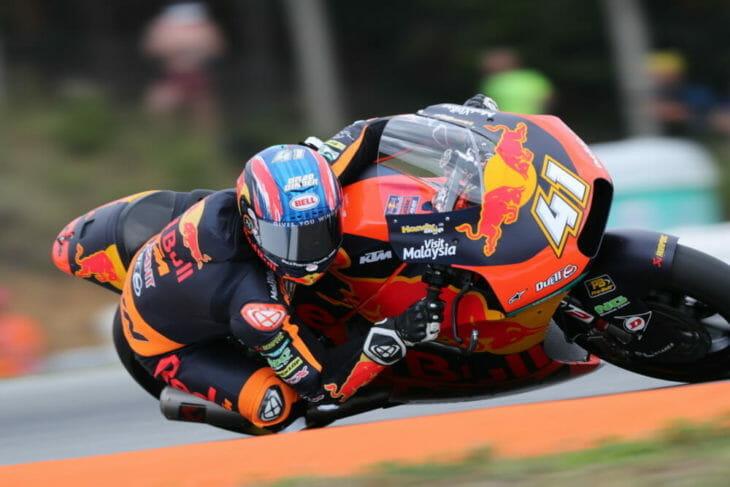 2019 Czech Republic MotoGP Results Friday News Binder