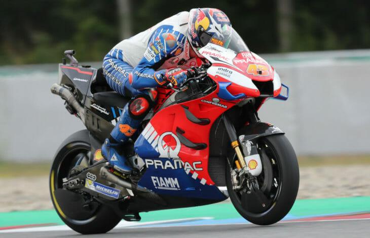 2019 Czech Republic MotoGP Results Friday News Miller