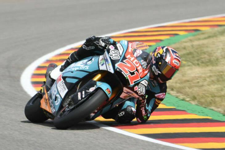 2019 Czech Republic MotoGP Results Moto2 Fabio Di Giannantonio