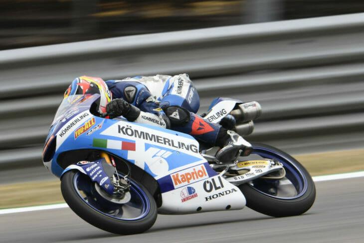 2019 Czech MotoGP Results Moto3 Rodrigo