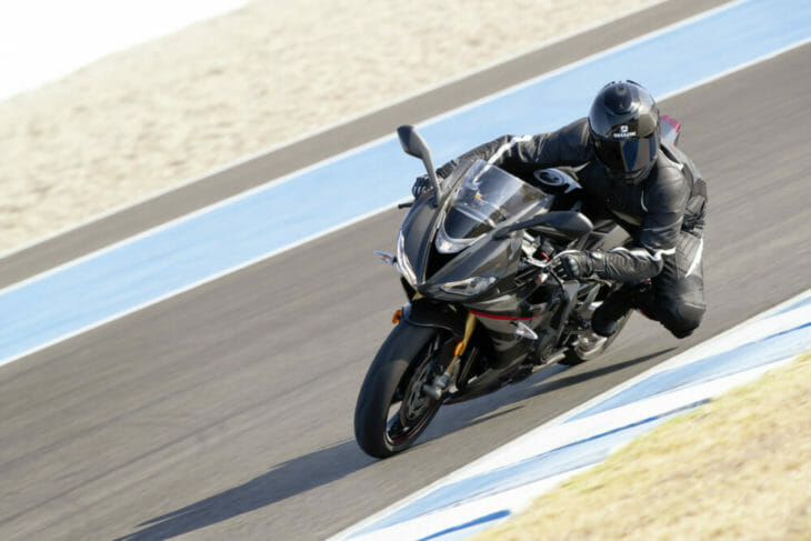 Triumph Daytona Moto2 765 Limited Edition First Look 6