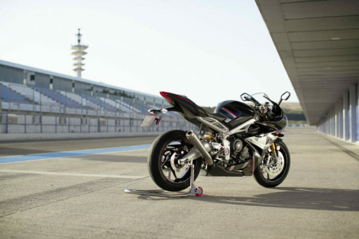 Triumph Daytona Moto2 765 Limited Edition First Look 4