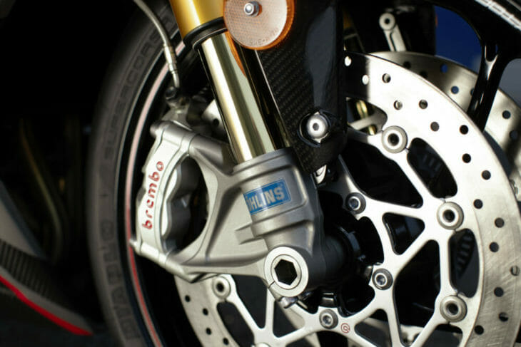 Triumph Daytona Moto2 765 Limited Edition First Look 17