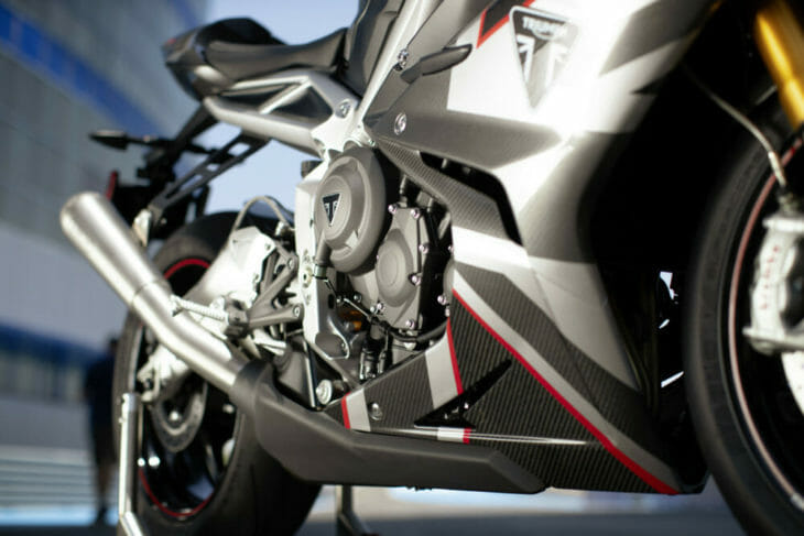 Triumph Daytona Moto2 765 Limited Edition First Look 16