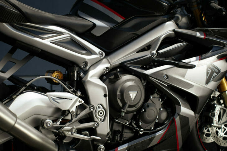 Triumph Daytona Moto2 765 Limited Edition First Look 15