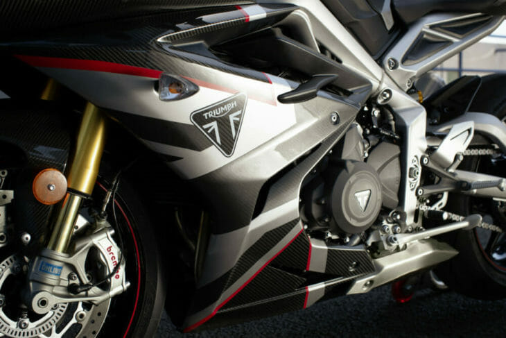 Triumph Daytona Moto2 765 Limited Edition First Look 11