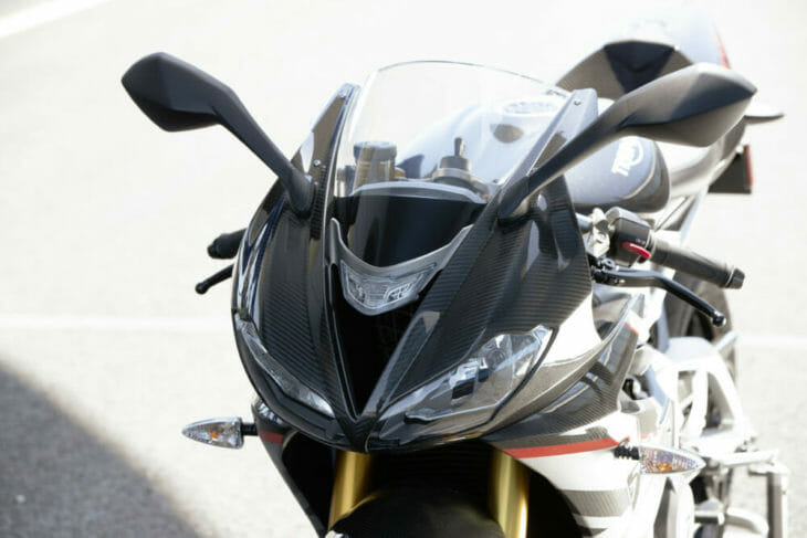 Triumph Daytona Moto2 765 Limited Edition First Look 10
