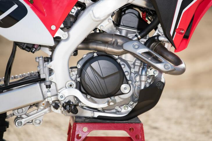 2020 Honda CRF450R Review
