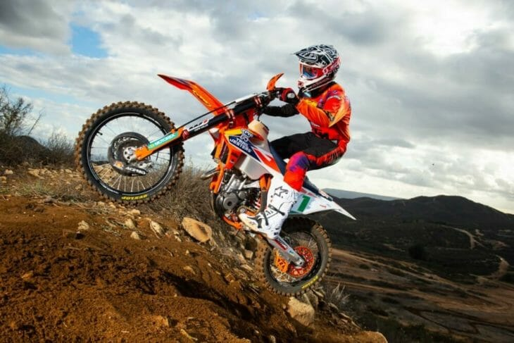 Ben Kelley has dominated the GNCC XC2 class for the past two seasons but is also strong at Extreme Enduro Events.