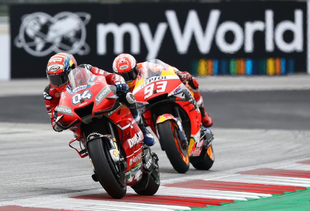 super popolare 25e07 c8d32 2019 Austrian MotoGP Results and News