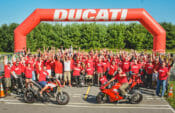 Ducati Revs Customer Riding Experience Confirmed for Eight Race Circuits Across North America
