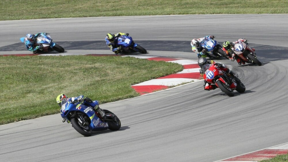 2019 Pittsburgh MotoAmerica Results (Updated) - Cycle News
