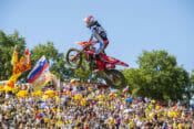 Tim Gajser at Imola MXGP