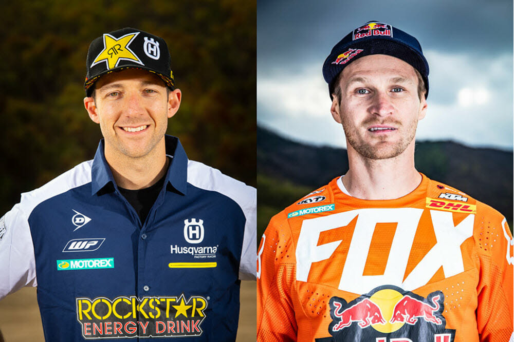 Haaker versus Blazusiak. Taddy Blazusiak won five consecutive AMA EnduroCross championships from 2009 to 2013. Since that time, Haaker has won two AMA EnduroCross championships and two FIM SuperEnduro championships. The two of them will face off again for 2019.