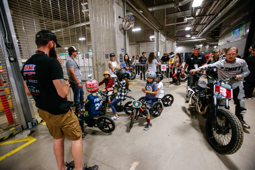 Harley-Davidson Builds Riders at X Games Minneapolis 2019