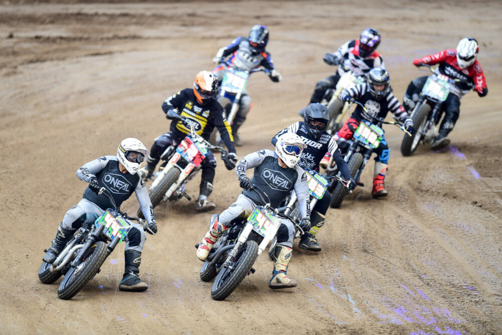 Harley-Davidson Hooligan Racing reaches a watershed moment as 2019 is its first year as an officially medaled X Games event and was broadcast live on ABC.