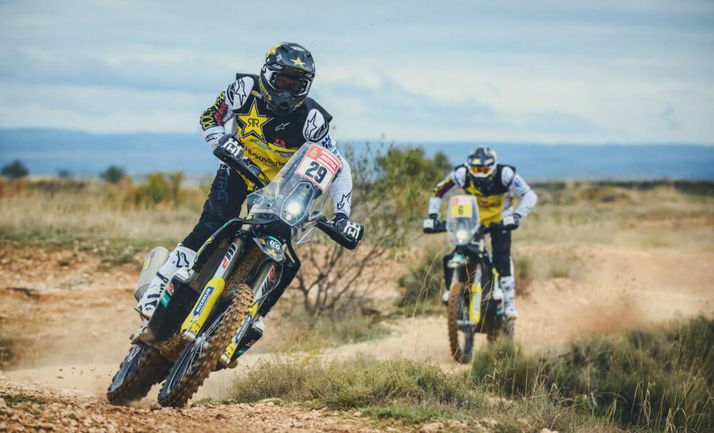 Husqvarna Motorcycles & Rockstar Energy Drink