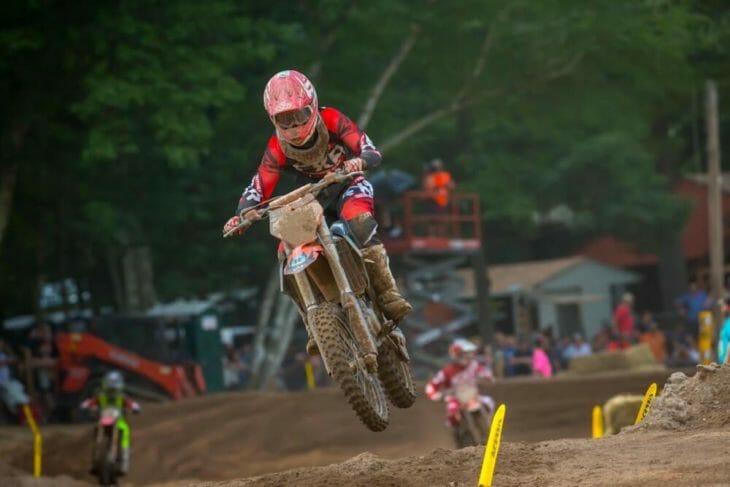 Pro Motocross Mourns the Loss of Racer Jonathan Mayzak