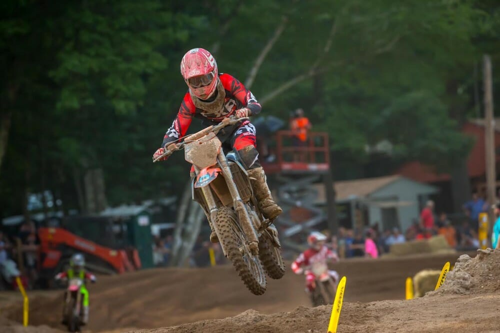Pro Motocross Mourns the Loss of Racer Jonathan Mayzak