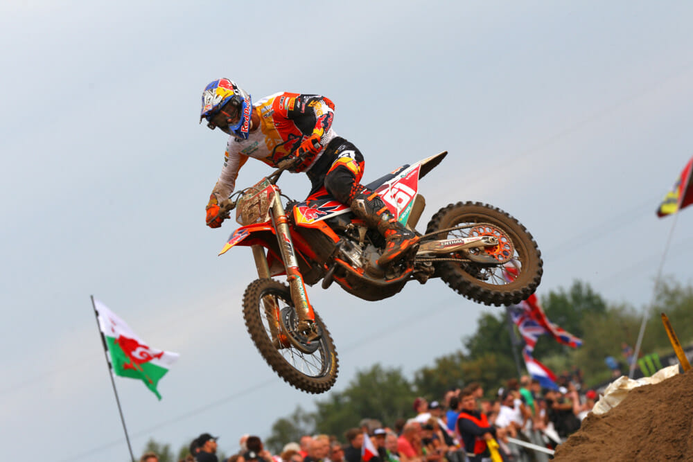 Jorge Prado Increases his Championship Point Lead in MX2 with a Double Moto Victory