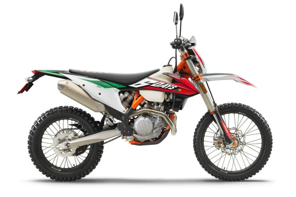 KTM Introduces 2020 Six Days and Erzbergrodeo Models in the U.S.